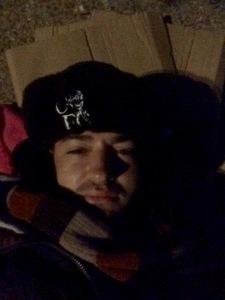 3am Selfie
